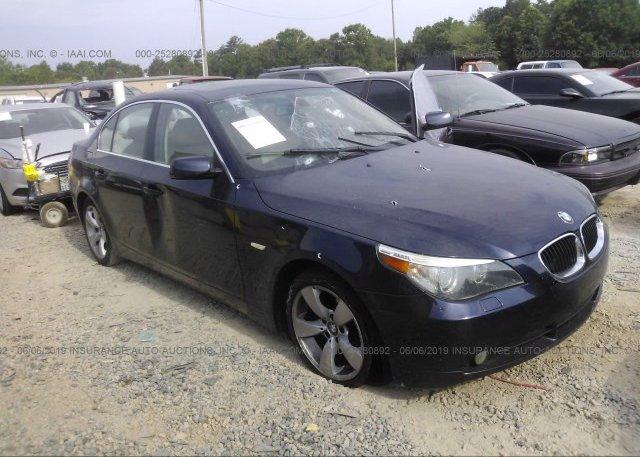 Inventory #149399981 2006 BMW 530