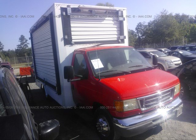 Inventory #197420335 2005 FORD ECONOLINE