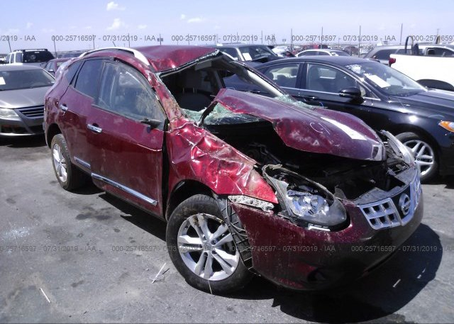 Inventory #467406758 2015 Nissan ROGUE SELECT
