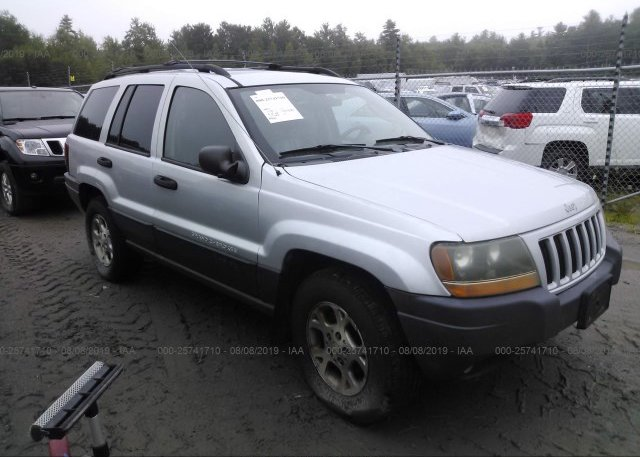 Inventory #108001377 2004 JEEP GRAND CHEROKEE