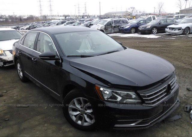Inventory #442205613 2016 Volkswagen PASSAT