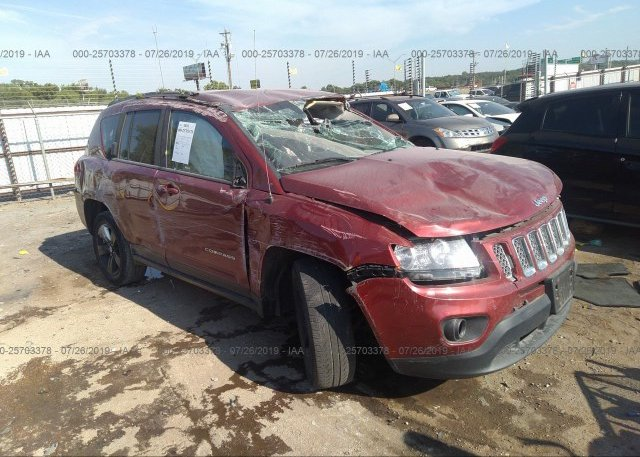 Inventory #791648071 2014 JEEP COMPASS