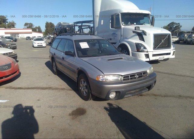 Inventory #983470285 1999 Subaru LEGACY