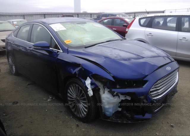 Inventory #945844055 2014 FORD FUSION