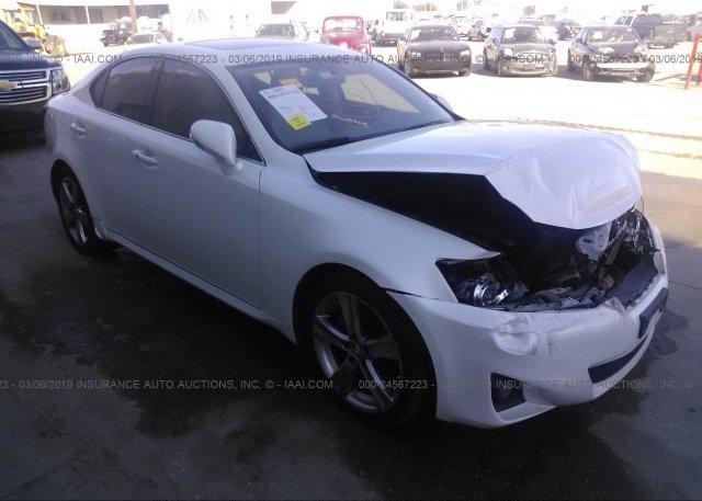 Inventory #652703568 2012 Lexus IS