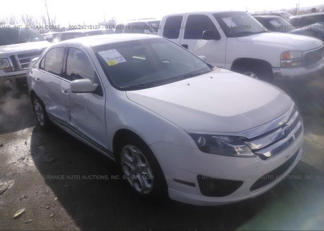 Inventory #694812930 2011 FORD FUSION