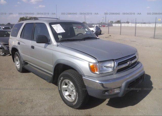 Inventory #254278881 2000 Toyota 4RUNNER