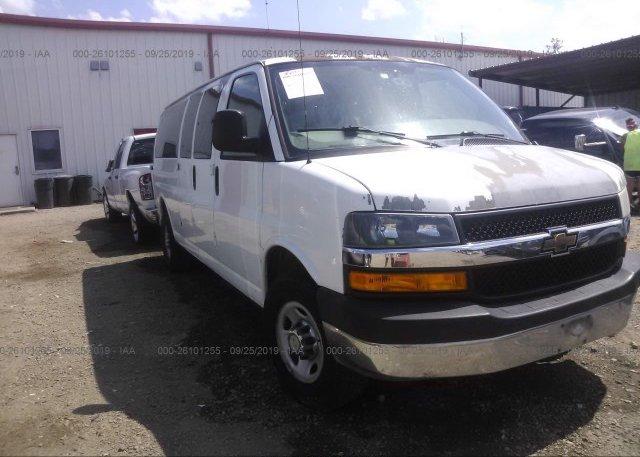 Inventory #844972981 2007 Chevrolet EXPRESS G3500