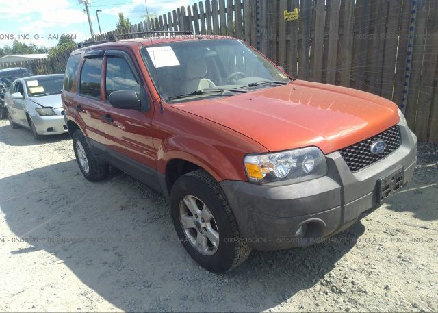 Inventory #823605412 2006 FORD ESCAPE