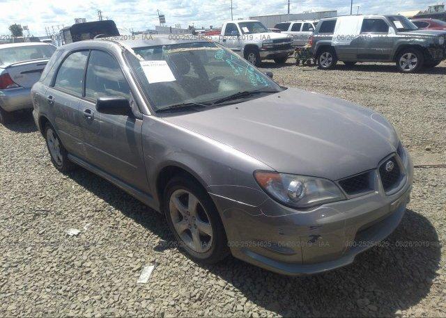 Inventory #842963729 2006 Subaru IMPREZA