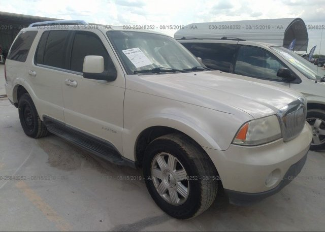 Inventory #473353197 2005 Lincoln AVIATOR