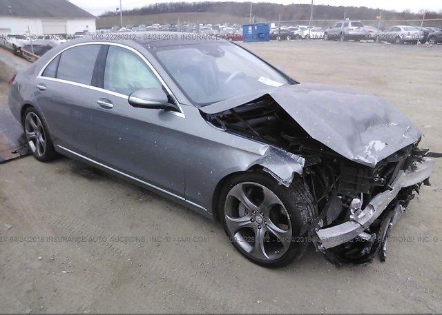 Inventory #477861283 2015 Mercedes-benz S