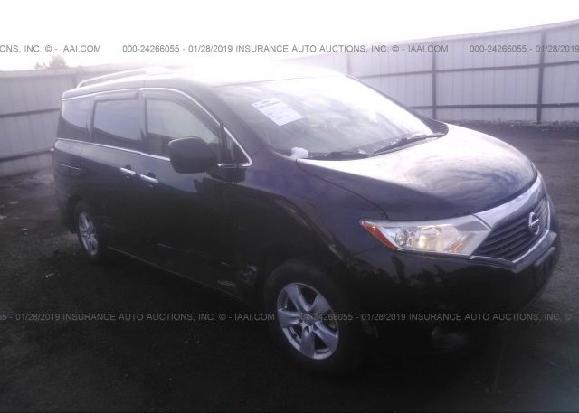 Inventory #407454604 2012 Nissan QUEST