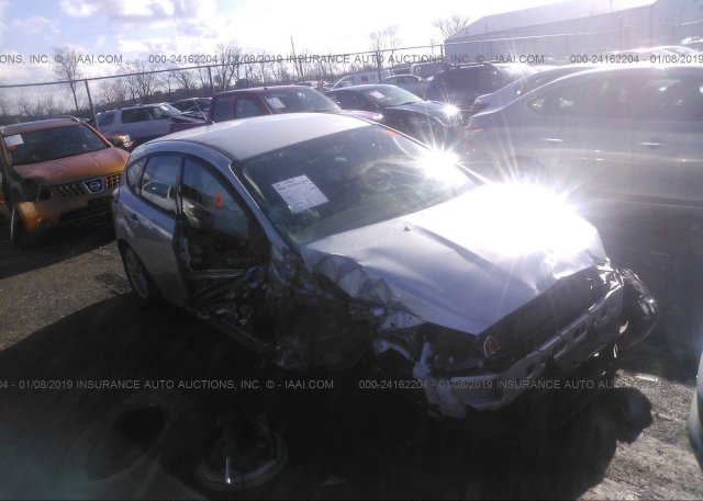 Inventory #139322563 2017 FORD FOCUS
