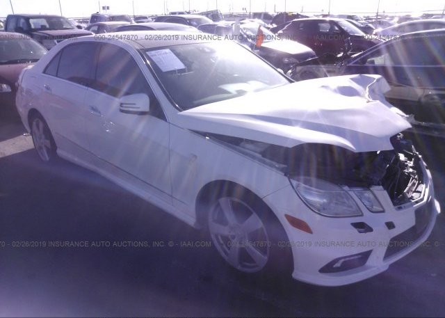 Inventory #376302216 2011 Mercedes-benz E