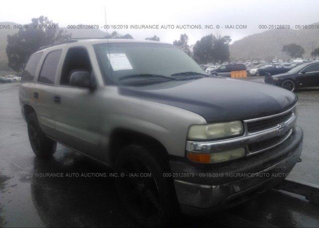 Inventory #304446922 2000 Chevrolet TAHOE