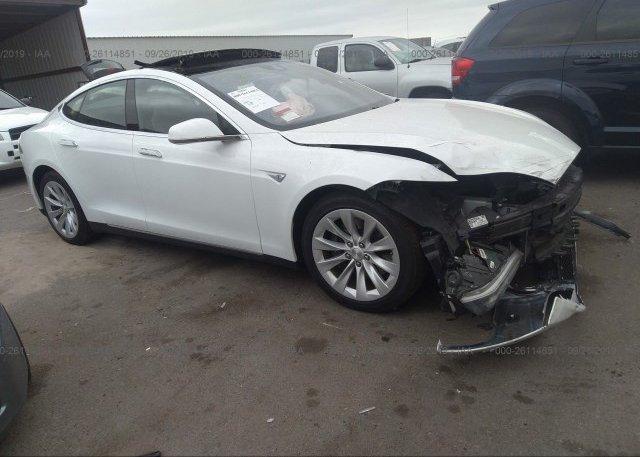 Inventory #861700876 2016 Tesla MODEL S