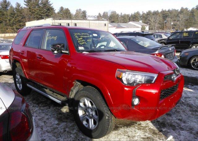 Inventory #655346388 2016 Toyota 4RUNNER