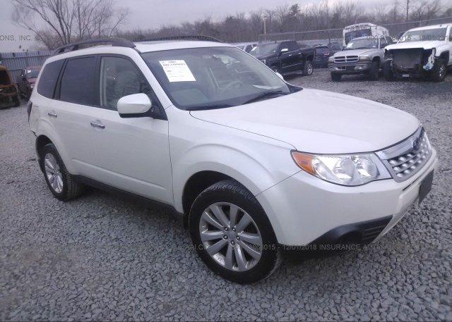 Inventory #946488547 2012 Subaru FORESTER