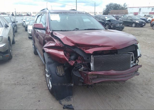 Inventory #908339768 2010 Chevrolet EQUINOX