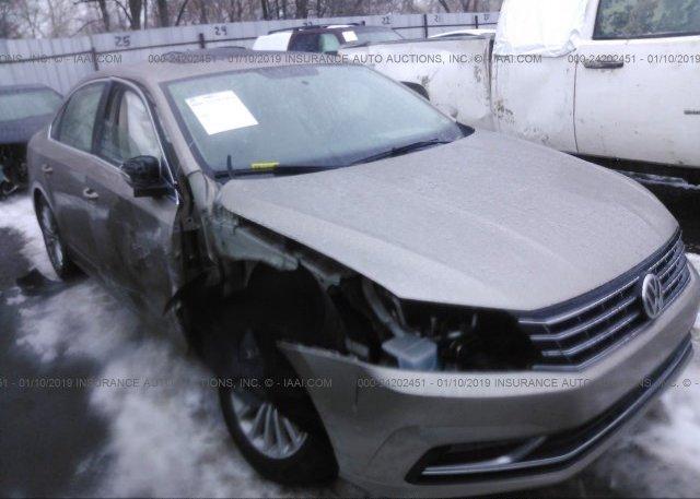 Inventory #233570554 2016 Volkswagen PASSAT