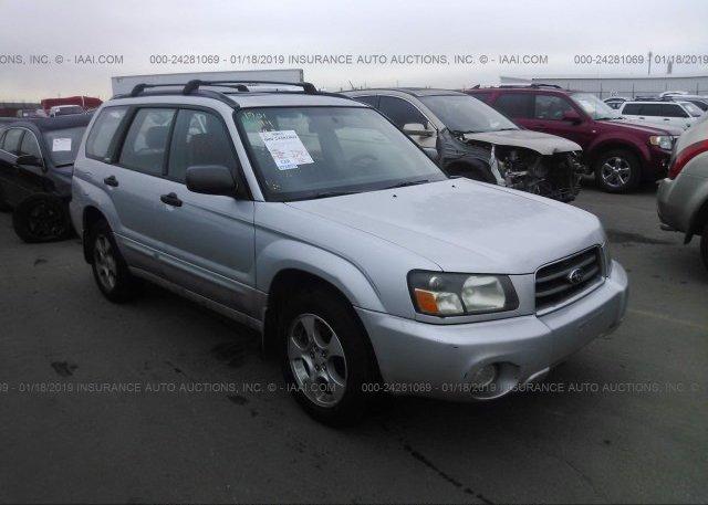 Inventory #640527153 2003 Subaru FORESTER