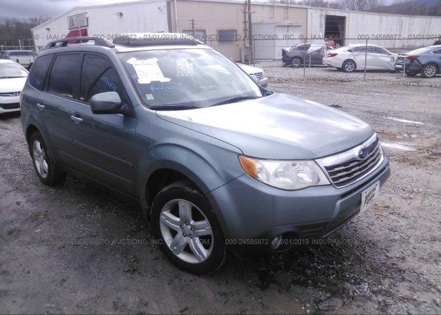 Inventory #453515450 2009 Subaru FORESTER
