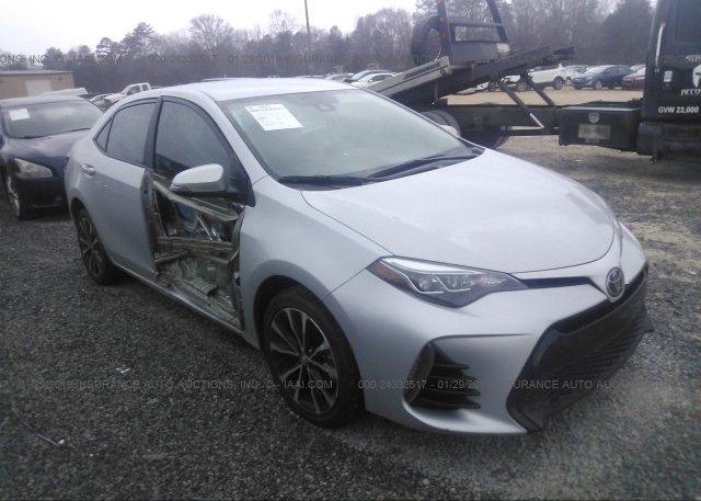 Inventory #516955752 2018 Toyota COROLLA