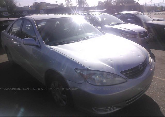 Inventory #240114787 2002 Toyota CAMRY