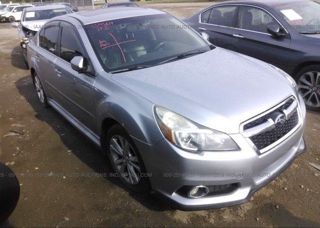Inventory #144440623 2013 Subaru LEGACY