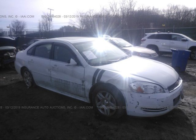 Inventory #289356708 2015 Chevrolet IMPALA LIMITED