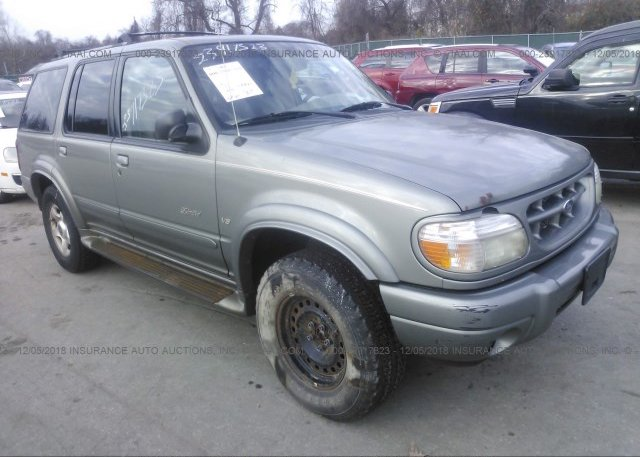 Inventory #198802354 2000 FORD EXPLORER