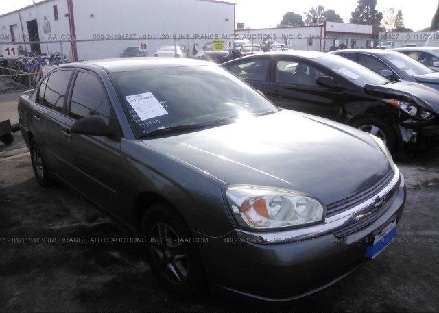 Inventory #794399938 2005 Chevrolet MALIBU