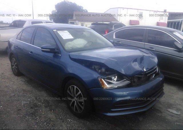 Inventory #183304372 2017 Volkswagen JETTA