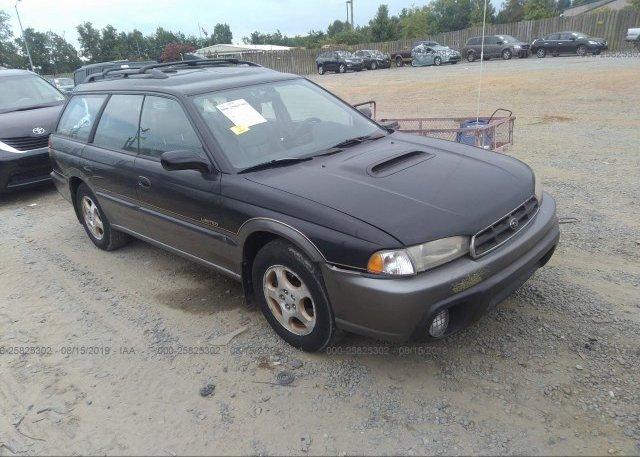Inventory #411992771 1998 Subaru LEGACY