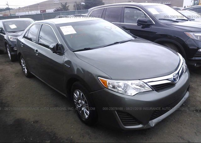 Inventory #532210651 2014 Toyota CAMRY