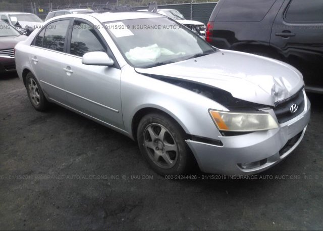 Inventory #953943023 2006 Hyundai SONATA