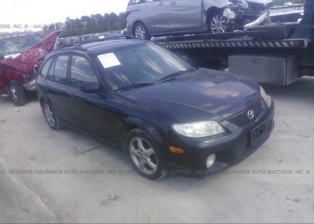Inventory #672813457 2002 Mazda PROTEGE