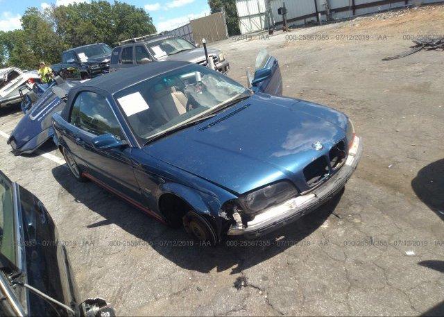 Inventory #774592782 2002 BMW 330
