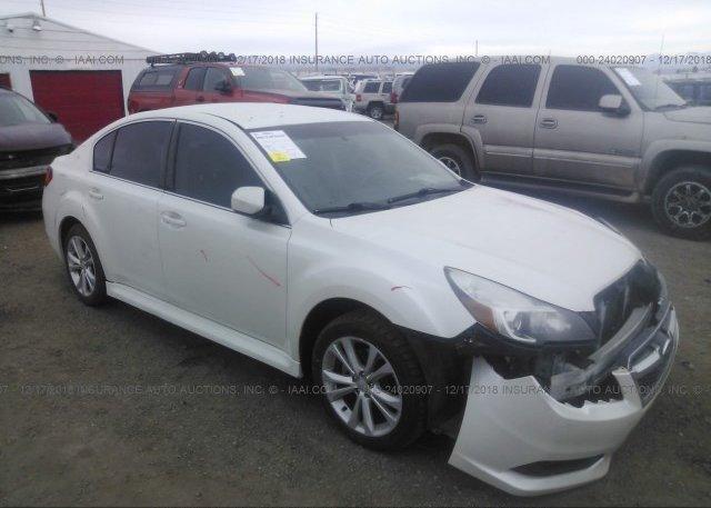 Inventory #694524232 2013 Subaru LEGACY