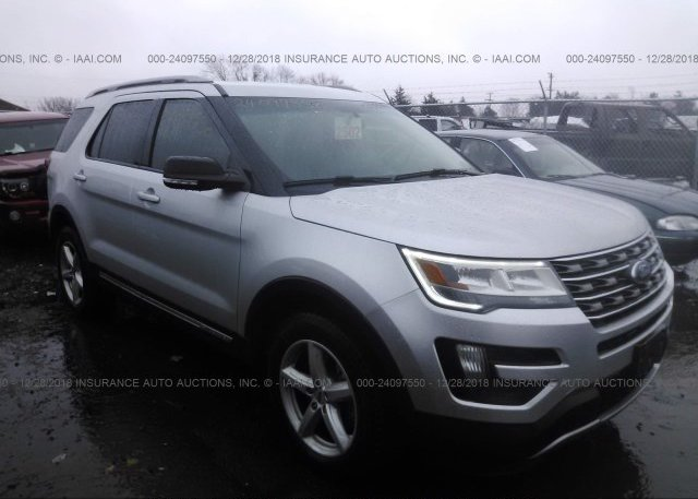 Inventory #738697414 2016 FORD EXPLORER
