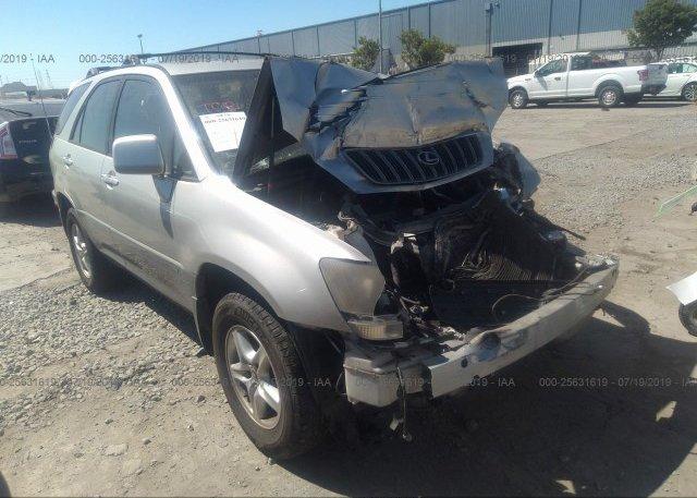 Inventory #242133226 2001 Lexus RX
