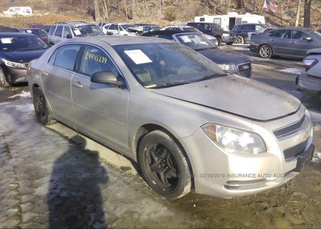 Inventory #903538796 2009 Chevrolet MALIBU
