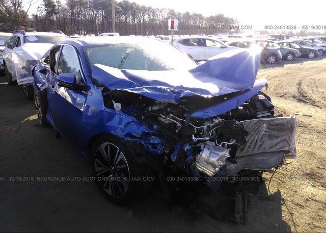 Inventory #582377712 2017 Honda CIVIC