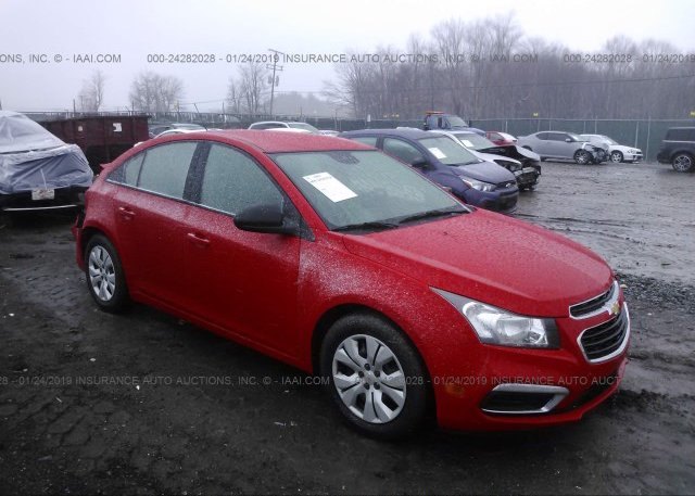 Inventory #844574469 2016 Chevrolet CRUZE LIMITED