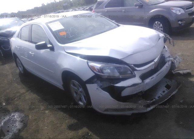 Inventory #746683835 2014 Chevrolet MALIBU