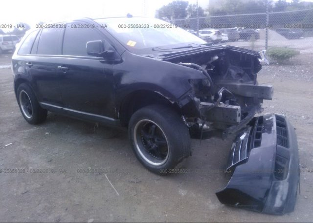 Inventory #253864898 2008 FORD EDGE