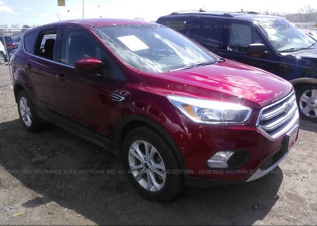 Inventory #161073115 2017 FORD ESCAPE