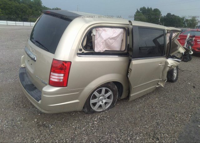 цена в сша 2010 Chrysler TOWN & COUNTRY 2A4RR2D1XAR456388