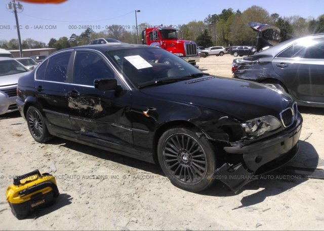 Inventory #917950627 2003 BMW 330